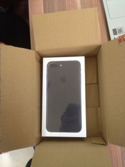 【移动赠费版】Apple iPhone 7 Plus (A1661) 128G 黑色 移动联通电信4G手机 晒单图