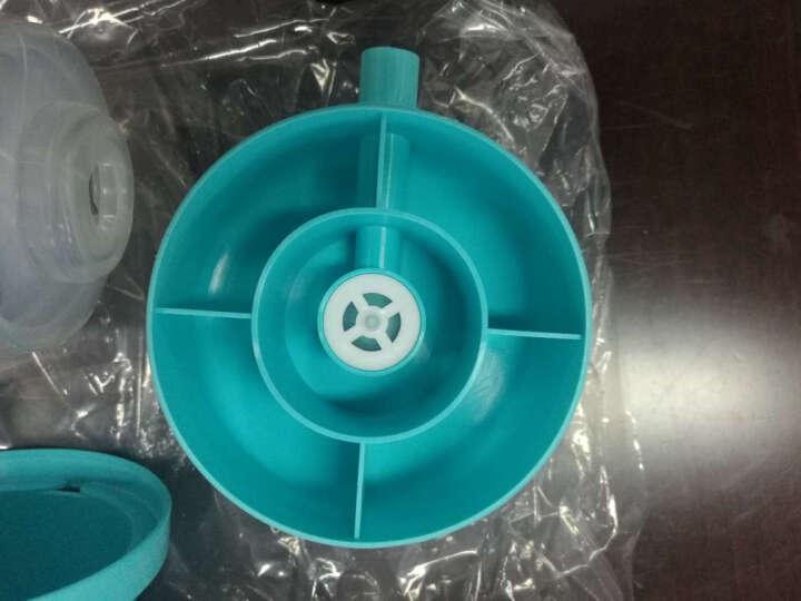【京东超市】家适宝KASAIPO 加厚手压式桶装水压水器 饮水机 纯净水抽水泵 吸水器 手压B型-绿加白 气囊升级款 晒单图