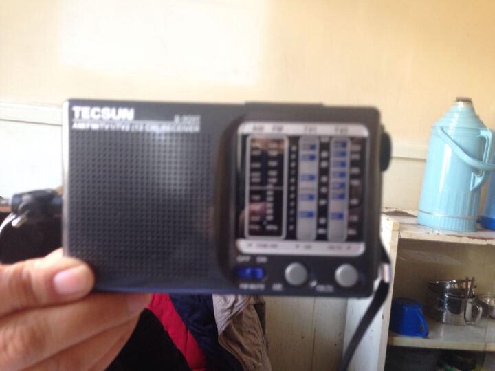 德生(TECSUN)R-909T老年人全波段收音机广播半导体 便携式老人半导体迷你 标配+原装变压器 晒单图