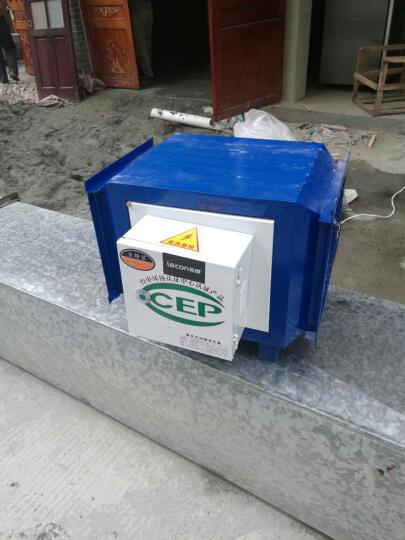 乐创(lecon)油烟净化器商用餐饮饭店厨房酒店环保静电分离器2000风量4000 6000风量 晒单图
