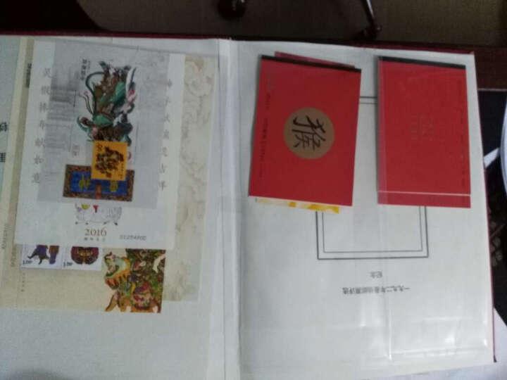 2010年邮票 2010-4 梁平木版年画邮票小版张 丝绸版 丝绸五 晒单图