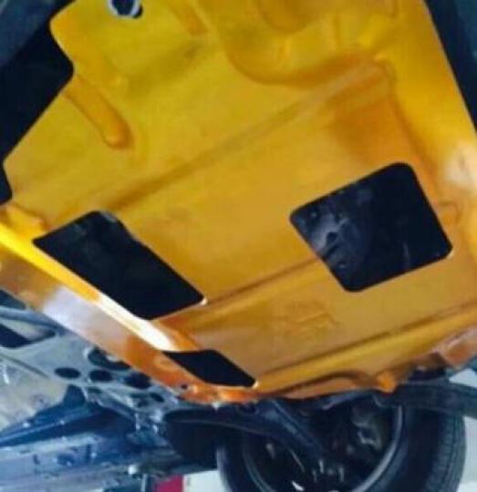 悦泽  汽车发动机护板全包围护板新英朗速腾经典科鲁兹福克斯轩逸改装底盘装甲金属发动机下护板 3D全包围----锰钢款 长安CS75/CS35逸动致尚XT欧诺欧力威X6 晒单图