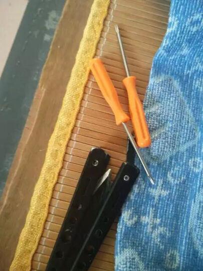 螺丝版蝴蝶甩刀维修工具维护工具螺丝刀 T8-用于连接处大螺丝 晒单图