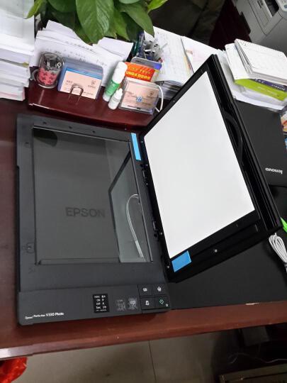 爱普生(EPSON)V330扫描仪 高清照片A4彩色文档135底片胶片办公发票 晒单图
