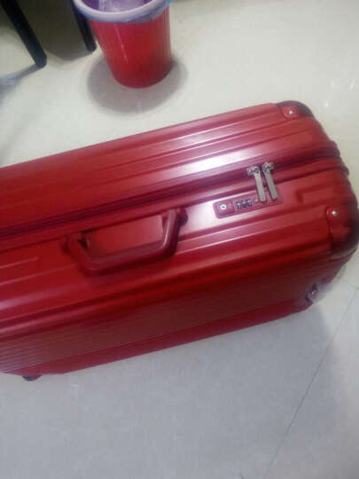Aircross拉杆箱万向轮20寸行李箱女24寸旅行箱男登机箱26寸硬箱子 玫瑰金 26 晒单图