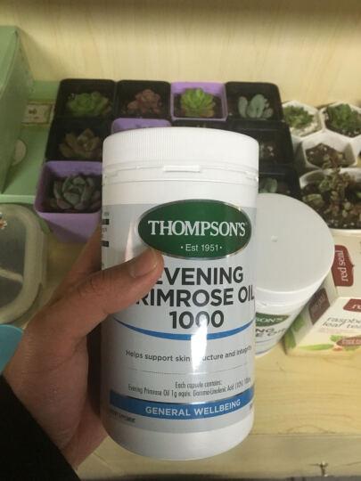 汤普森(Thompson's)新西兰直邮 原装进口 汤普森 Thompson's 天然vc维生素C片1000mg 150片 晒单图