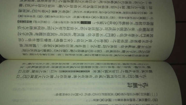 日知录集释(校注本共6册) 晒单图
