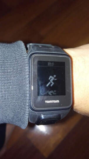 TomTom Touch体脂心率健身手环 体脂测量光学心率睡眠监测来电提醒智能运动 黑色S码 晒单图