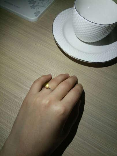 恒久之星(FOREVERTAR) 一钻三证GIA裸钻30分50分一克拉钻石裸钻戒求订结婚戒 定制预付款单拍无效 晒单图