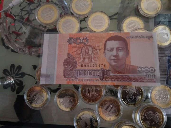 灿网藏品   2016年猴年纪念币 生肖贺岁币 10元流通纪念币 10枚盒装含币 晒单图