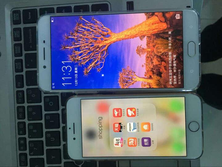 OPPO R9s Plus 6GB+64GB内存版 全网通4G手机 双卡双待 玫瑰金色 晒单图