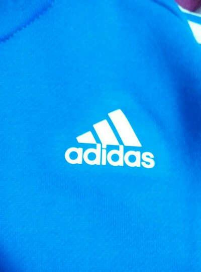 阿迪达斯Adidas夹克外套男装2018春季新款跑步上衣运动服S98786 2018春季新款黑色BK4063 XL 晒单图