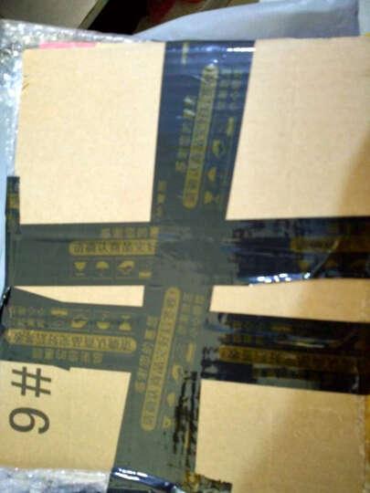 创意礼品袋商务可爱卡通精美 手提环保纸袋 生日礼品礼物袋 5个碎花爱心大号30.5*27*12cm 晒单图