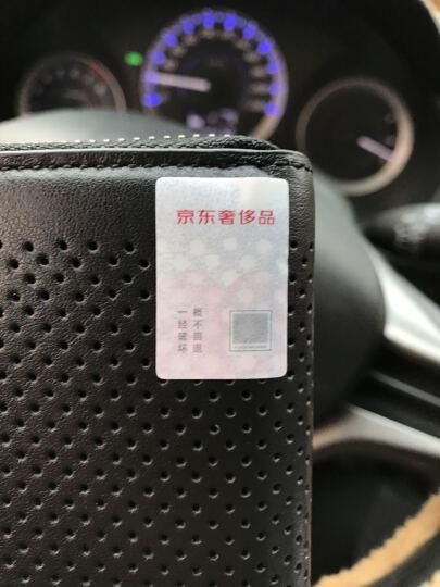 COACH 蔻驰 奢侈品 男士蓝色皮质长款钱包皮夹 F75222 DEN 晒单图