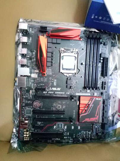 英特尔(Intel)至强四核 E3-1220 v5 1151接口 盒装CPU处理器 晒单图