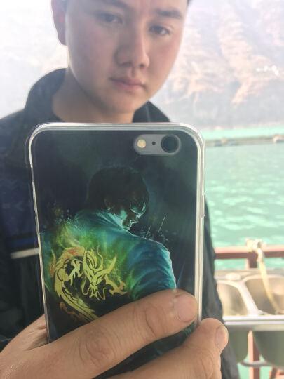 逸美达 英雄联盟LOL皮肤彩烩壳手机套保护壳个性彩壳 适用于苹果iPhone6sPlus 电玩战魂 人马 升级版 4102 晒单图