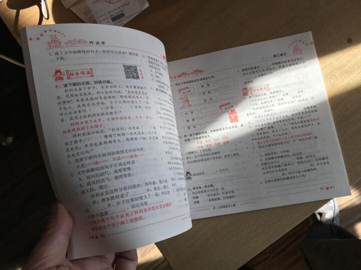 2016年秋 黄冈小状元·达标卷:三年级语文上(R 最新修订) 晒单图