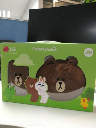 LG趣拍得 POPO相印机 手机照片拍立得 专用原装相纸 30张/盒  PS2203 晒单图