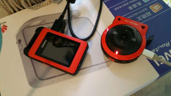 卡西欧(CASIO)EX-FR10 数码相机 单机版 (1400万像素 21mm广角 F2.8光圈) 橙色  晒单图