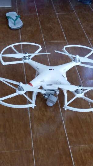 大疆DJI精灵3 Phantom3专业版航拍四轴飞行器无人机4K 2.7K高清相机遥控飞机 phantom3全塑自紧桨 晒单图