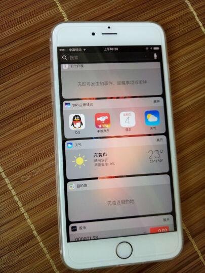 Apple 苹果  iPhone 6s Plus 4G手机 玫瑰金 32GB 标配 晒单图