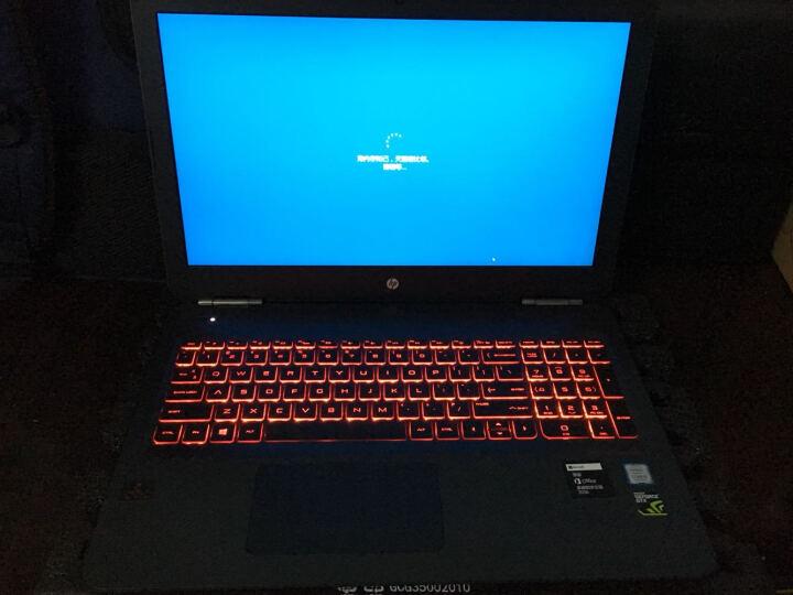 惠普(HP)暗影精灵II代Pro 暗影红 15.6英寸游戏笔记本(i5-7300HQ 4G 1T GTX1050 2G 独显 IPS FHD) 晒单图