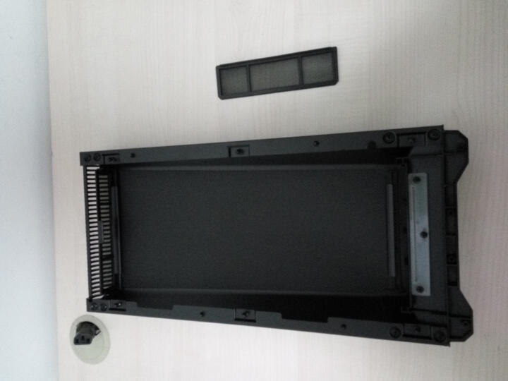 追风者(PHANTEKS) 416P黑色 中塔ATX侧透RGB水冷机箱(RGB呼吸灯控/配2把风扇/280水冷/防尘/背线/SSD) 晒单图