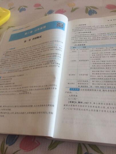 中公版·2016山东省事业单位公开招聘工作人员考试专用教材:综合写作·综合类 晒单图