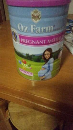 澳美滋(OzFarm) 【香港直邮】Oz Farm澳美滋妈妈哺乳产妇孕妇奶粉含叶酸复合多维 晒单图