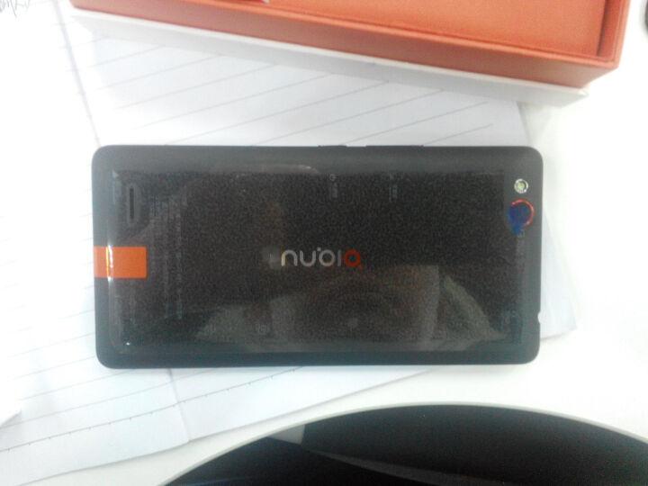 【套装版】努比亚(nubia)大牛3 Z7 Max 4G手机