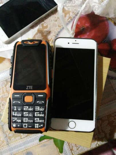 中兴(ZTE Health)健康 L628 移动/联通 三防直板老人手机老年手机超长待机 黑色 晒单图