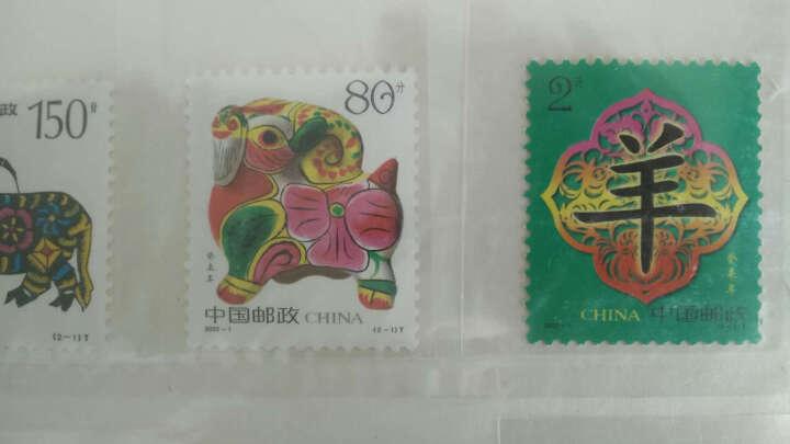好藏天下 二轮生肖单枚 邮票 1994-1 甲戊年 狗 L 晒单图
