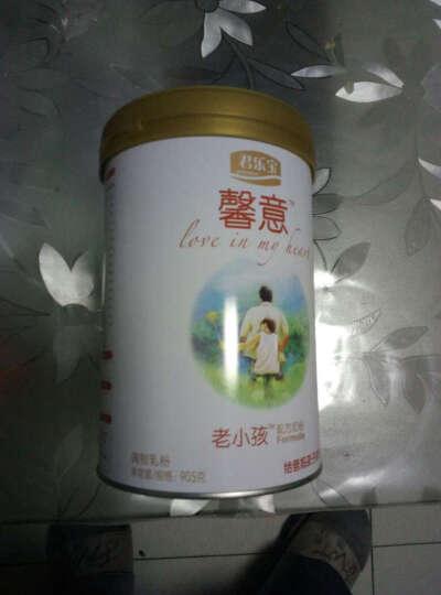 君乐宝馨意中老年营养奶粉 老小孩营养配方905g 晒单图