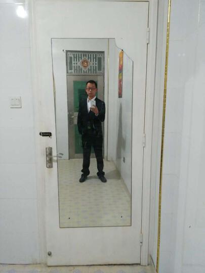 霸王车男士西服套装修身免烫商务休闲职业正装西装男套装新郎结婚礼服男 6629黑色一扣(后中开衩)偏小一码 170码套装 晒单图
