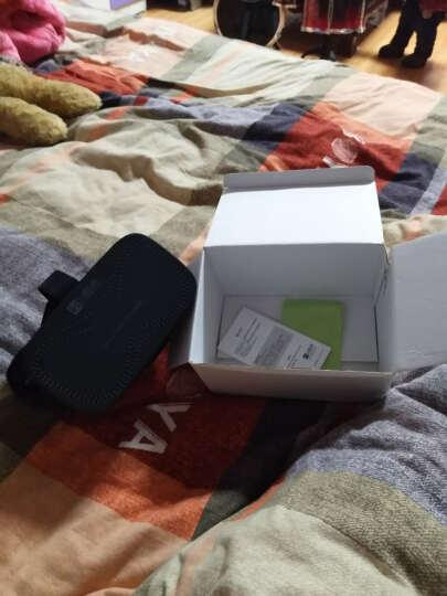 vr眼镜 3d虚拟现实眼镜 智能家庭影院手机游戏头盔 磨砂 DIY企业定制 梦幻蓝 晒单图