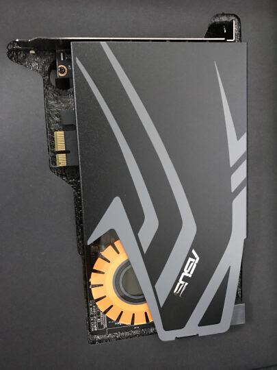 华硕(ASUS) 猛禽STRIX RAID DLX大师版 游戏声卡 7.1声卡 雷达定位 晒单图