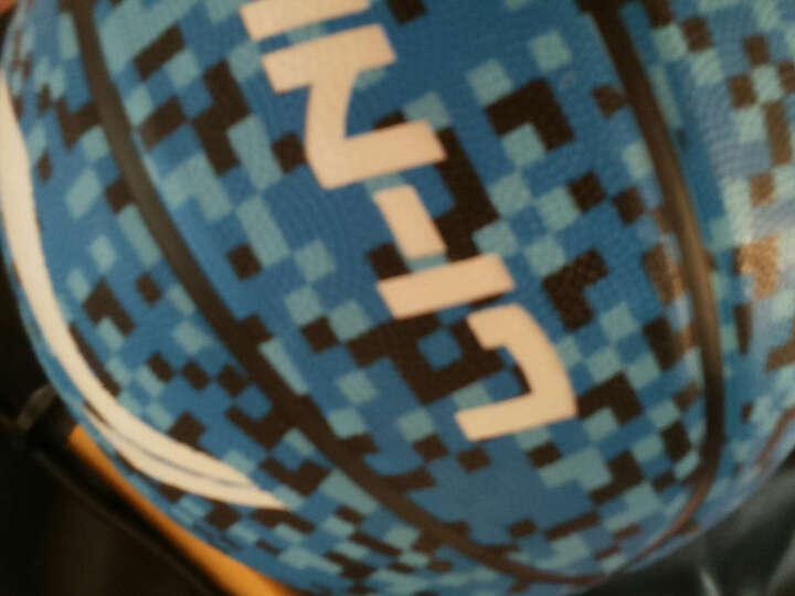 李宁LI-NING篮球7号球防滑室内外耐磨成人幼儿园儿童训练比赛球 6号PU基础篮球棕色 晒单图