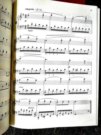 拜厄钢琴基本教程(大音符版) 晒单图