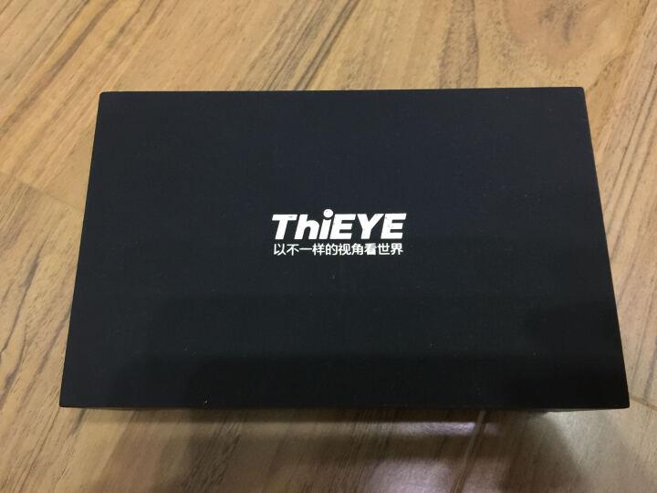 ThiEYE/第i角度 高清运动摄像机/运动相机,内置WiFi 行车记录 拍照 摄影 i60+ 4K黑色 官方标配加自行车支架胸带加腕带加漂浮柄 晒单图