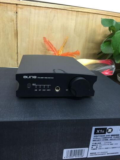 奥莱尔(AUNE) X1S 2020款 解码器DAC  DSD解码耳放一体机 耳机功率放大器 黑色X1S 晒单图