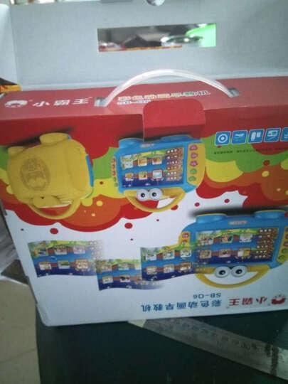 状元榜 Q6早教机 婴儿玩具儿童视频故事机益智早教多功能学习机0-3-6岁儿童玩具 读卡器 晒单图