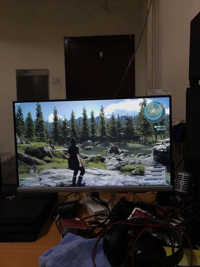 索尼(SONY) 港版PS4 Pro家庭娱乐游戏机 PSVR 精品套装【含摄像头+双move手柄】 晒单图