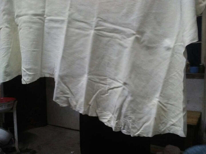 浩宝 买二送一洗车毛巾真皮鹿皮巾麂皮巾擦车毛巾擦玻璃擦内饰打蜡居家吸水毛巾大号鸡皮布洗车用品 45*70CM左右不规则形状 晒单图