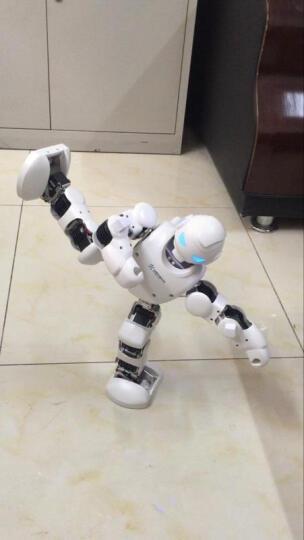 优必选阿尔法1P智能机器人儿童早教玩具学习机会唱歌跳舞互动智能玩具编程遥控机器人 Alpha 1P 晒单图