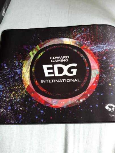 EDG旗舰店 EDG梦幻鼠标垫 游戏 电竞鼠标垫 Akko艾酷合作设计限量版 黑色 晒单图