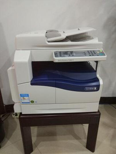 富士施乐(FUJI XEROX)施乐S2011升级版S2110N复印机A3黑白激光网络打印扫描一体机 S2110NDA(含输稿器+双面器) 单层纸盒 晒单图