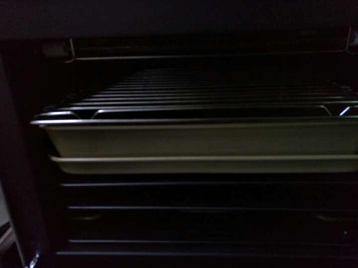 海尔(haier)烤箱配件 烤箱烤盘 嫩烤箱 电烤箱 蒸汽烤箱 烘焙工具 晒单图