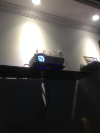 轟天砲(Poner Saund) 家用高清无线wifi投影仪 3D智能办公手机家庭影院 LED-96+ 晒单图