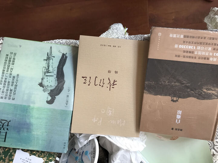 目送+我们仨+白鹿原(套装共3册) 晒单图