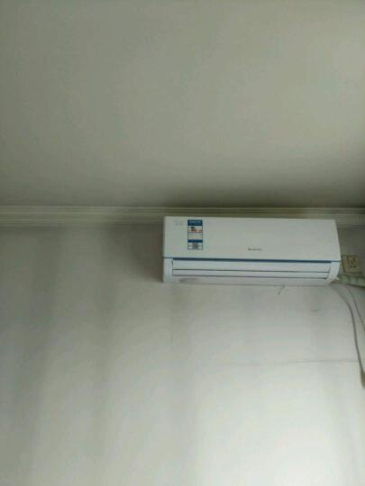 格力(GREE)品圆 小1匹 定速 冷暖 分体式 智能睡眠 壁挂式卧室空调挂机 线下同款 KFR-23GW/(23592)NhDa-3 晒单图